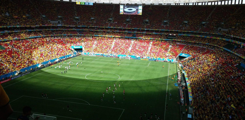 stade de football brasil
