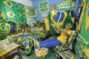 supporter du Brésil
