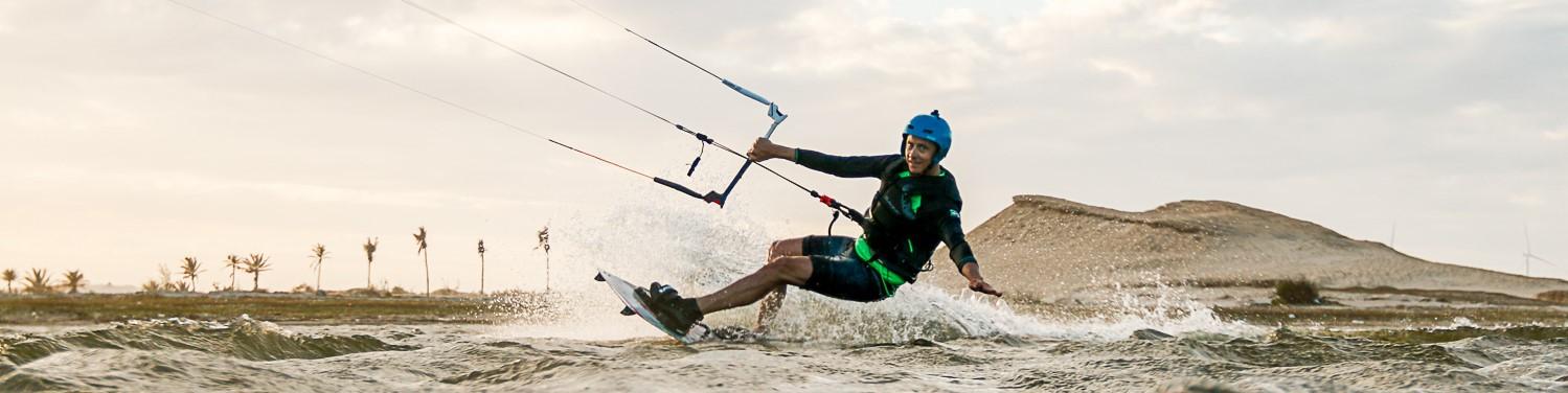 kitesurfeur a jericoacoara