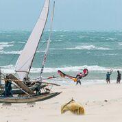 plage du prea kitesurf et jangada