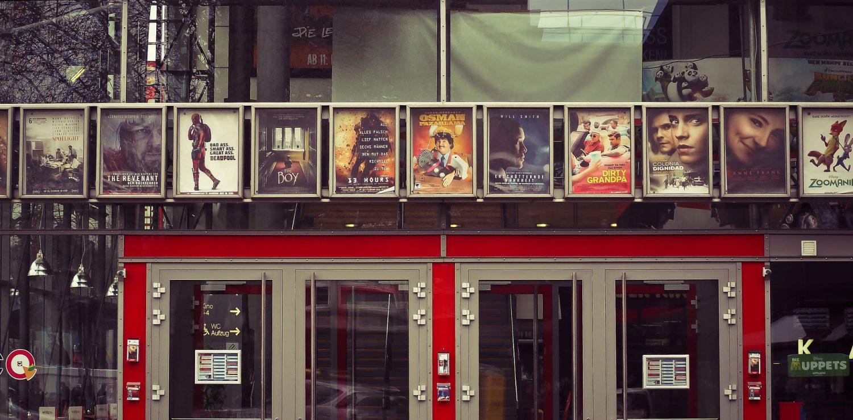cinéma moderne