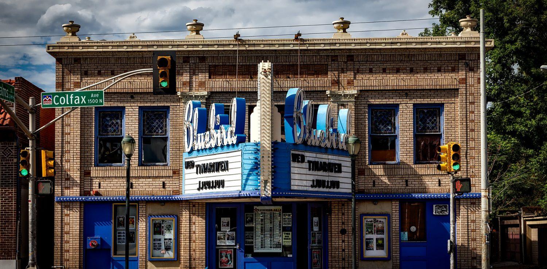 façade cinéma antique
