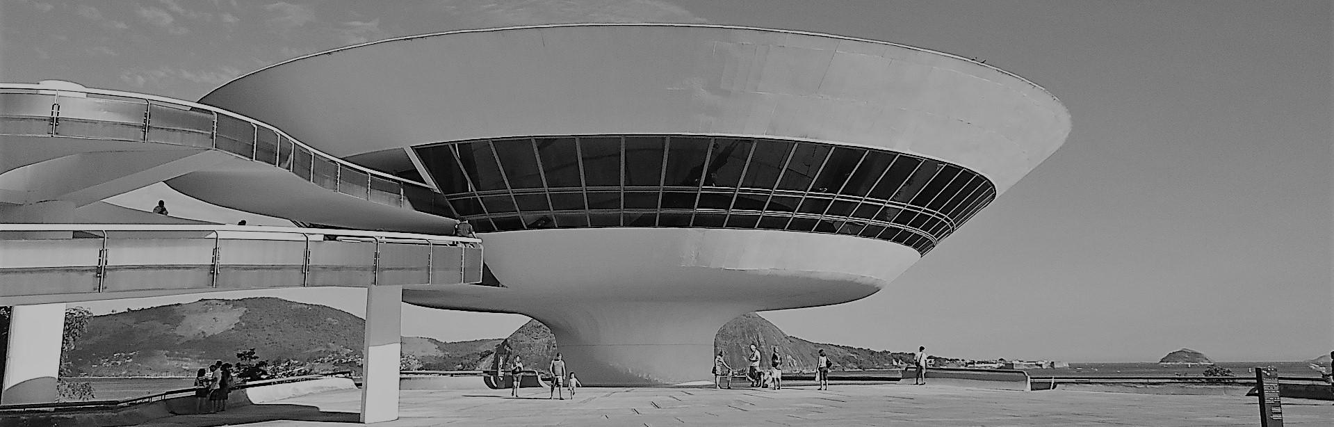 musée art contemporain de Niteroi