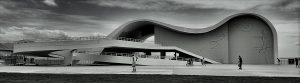 le théatre de Niteroi construit par Niemeyer