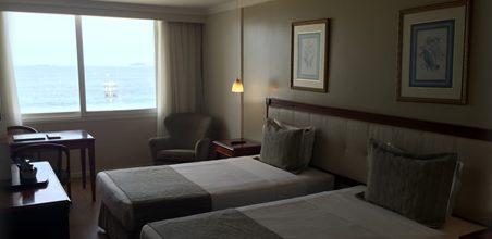 chambre-double de l'hôtel Olinda rio